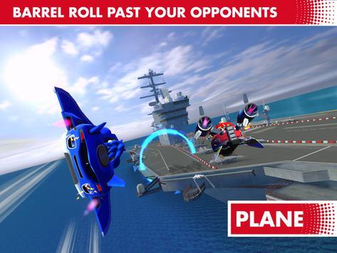 Sonic Racing Transformed apk screenshot