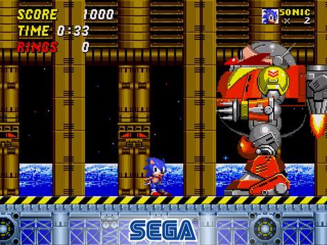 Sonic The Hedgehog 2 Classic captura de pantalla 1