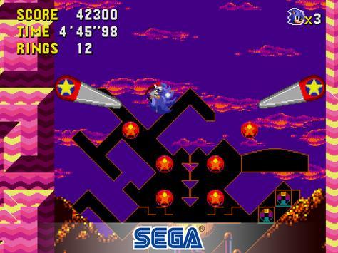 Sonic CD screenshot 11