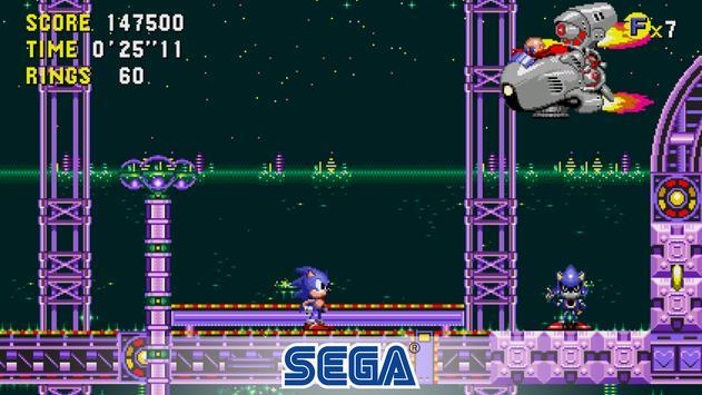 Sonic CD screenshot 2