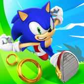 Sonic Dash أيقونة