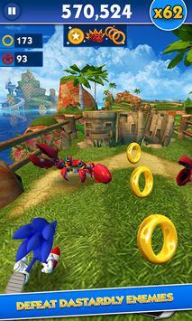 Sonic Dash apk screenshot