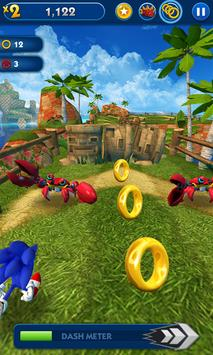 Sonic Dash تصوير الشاشة 1