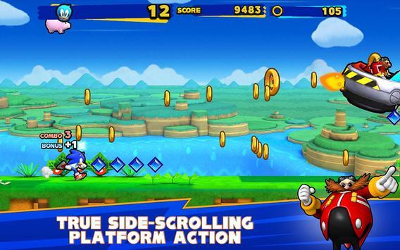 Sonic Runners screenshot 1