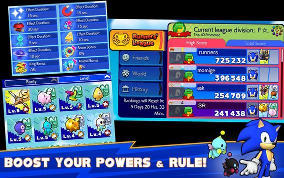Sonic Runners screenshot 3