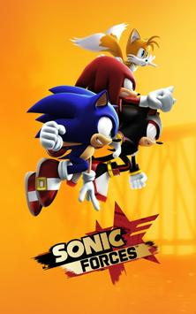 Sonic Forces apk تصوير الشاشة