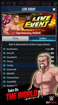 WWE Tap Mania apk screenshot