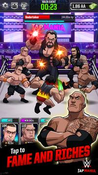 WWE Tap Mania poster