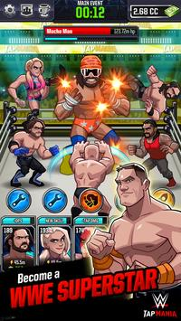 WWE Tap Mania apk screenshot