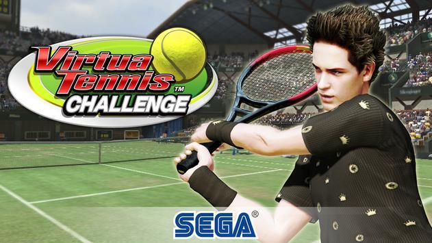 Virtua Tennis Challenge poster