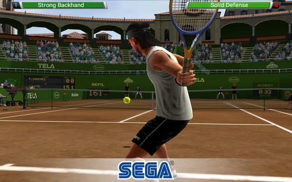 Virtua Tennis Challenge apk screenshot