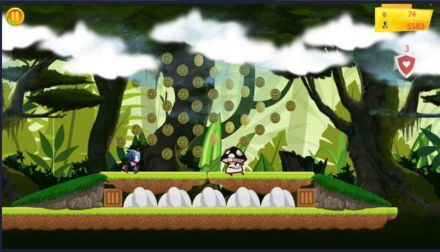 Super sonic adventure dash dx screenshot 2