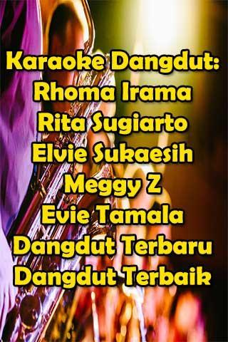 Karaoke Lagu H Rhoma Irama Dangdut Lirik Mp3 For Android Apk Download