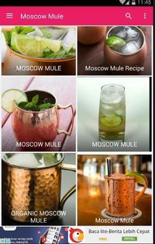 Recipe Moscow Mule 30+ screenshot 2