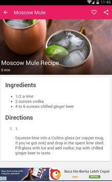 Recipe Moscow Mule 30+ screenshot 4
