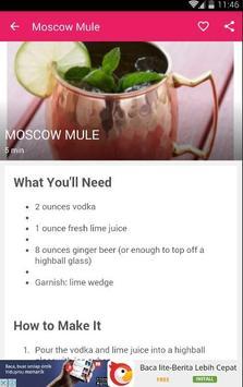 Recipe Moscow Mule 30+ screenshot 5