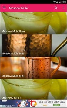 Recipe Moscow Mule 30+ screenshot 6
