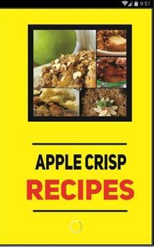 Recipe Apple Crisp 30+ poster