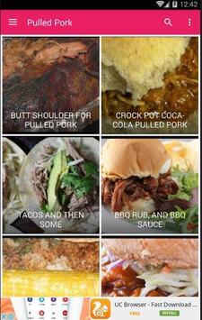 Recipe Pulled Pork 30+ screenshot 1