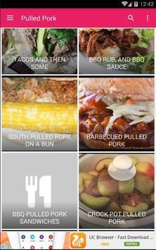 Recipe Pulled Pork 30+ screenshot 2