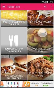 Recipe Pulled Pork 30+ screenshot 3