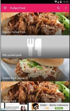 Recipe Pulled Pork 30+ screenshot 4