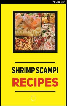 Recipe Shrimp Scampi 30+ poster