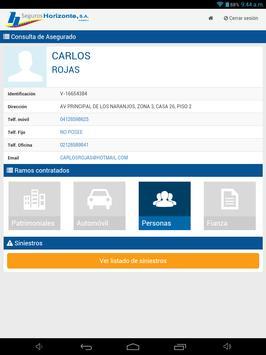 Horimóvil - Intermediario apk screenshot