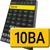 10BA Professional Financial Calculator simgesi