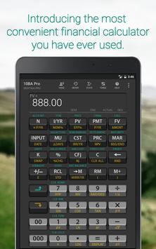 10BA Professional Financial Calculator Ekran Görüntüsü 16