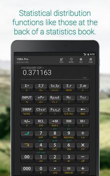 10BA Professional Financial Calculator Ekran Görüntüsü 20
