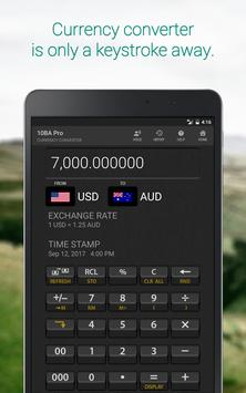 10BA Professional Financial Calculator Ekran Görüntüsü 21