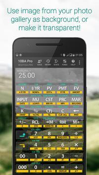 10BA Professional Financial Calculator Ekran Görüntüsü 7