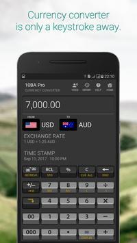 10BA Professional Financial Calculator Ekran Görüntüsü 5