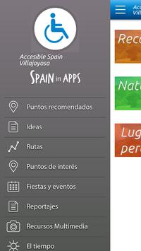 Accessible Spain Villajoyosa apk screenshot