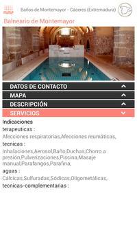 Spas in Spain poster