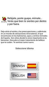 Spas in Spain apk screenshot