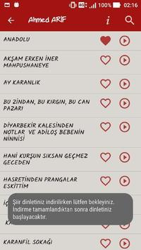 Şiirhane screenshot 5