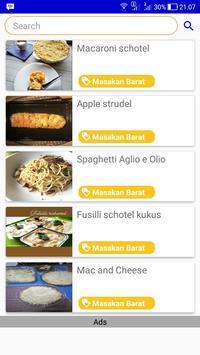 Resep Masakan Luar Negeri screenshot 3