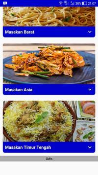 Resep Masakan Luar Negeri screenshot 1