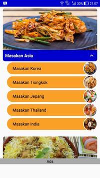 Resep Masakan Luar Negeri screenshot 2
