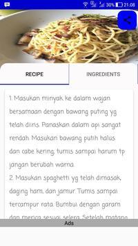 Resep Masakan Luar Negeri screenshot 4
