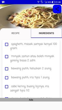 Resep Masakan Luar Negeri screenshot 5