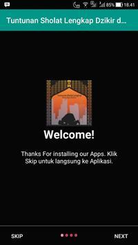 Tuntunan Sholat Lengkap Dzikir dan Doa screenshot 6