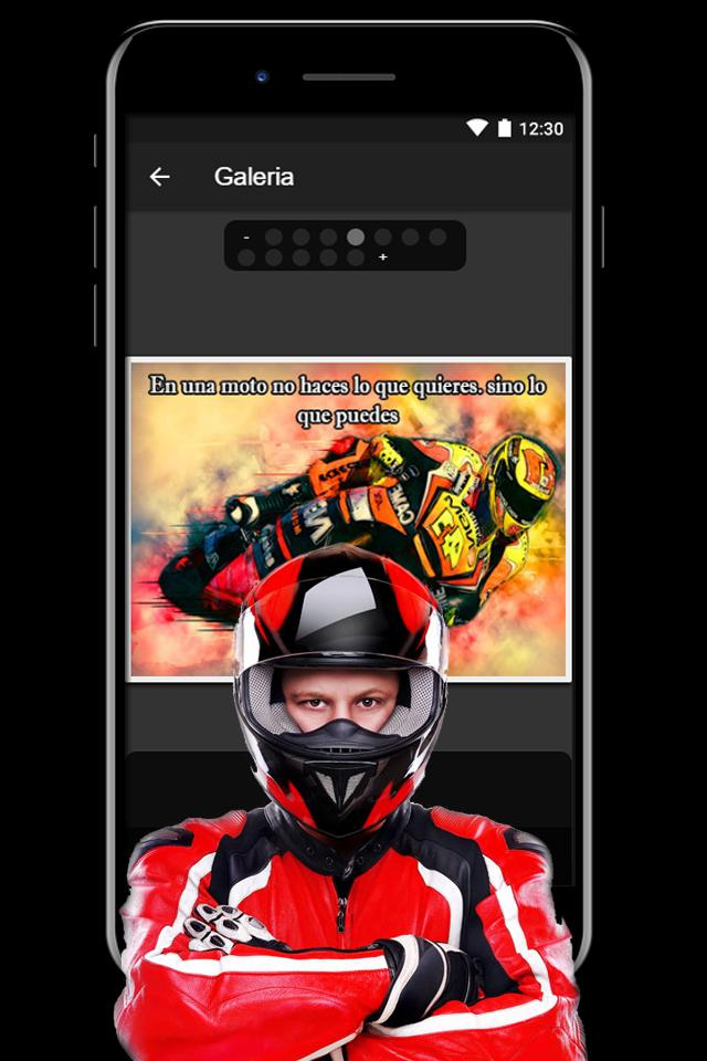 Imagenes De Motos Con Frases Gratis Para Android Apk Baixar
