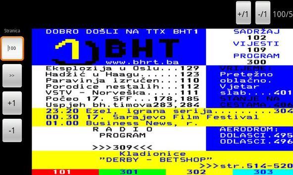 BHT1 Teletekst poster
