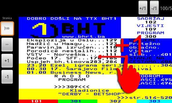 BHT1 Teletekst screenshot 2