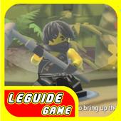 Leguide of Lego Ninjago Shadow Ronin icon