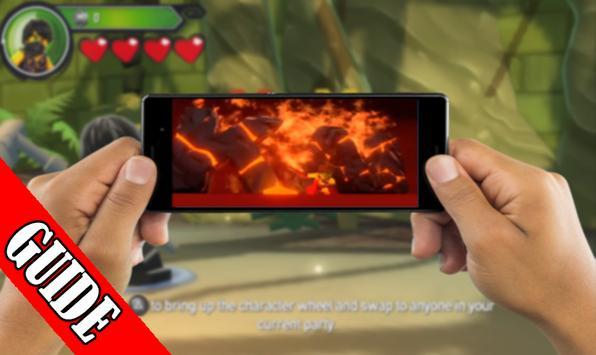 Leguide of Lego Ninjago Shadow Ronin screenshot 2