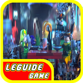 Leguide of Lego Super Heroes icon